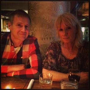 Pappa och mamma