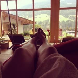 Spa i Alpbach