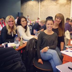 AFPT-jenter